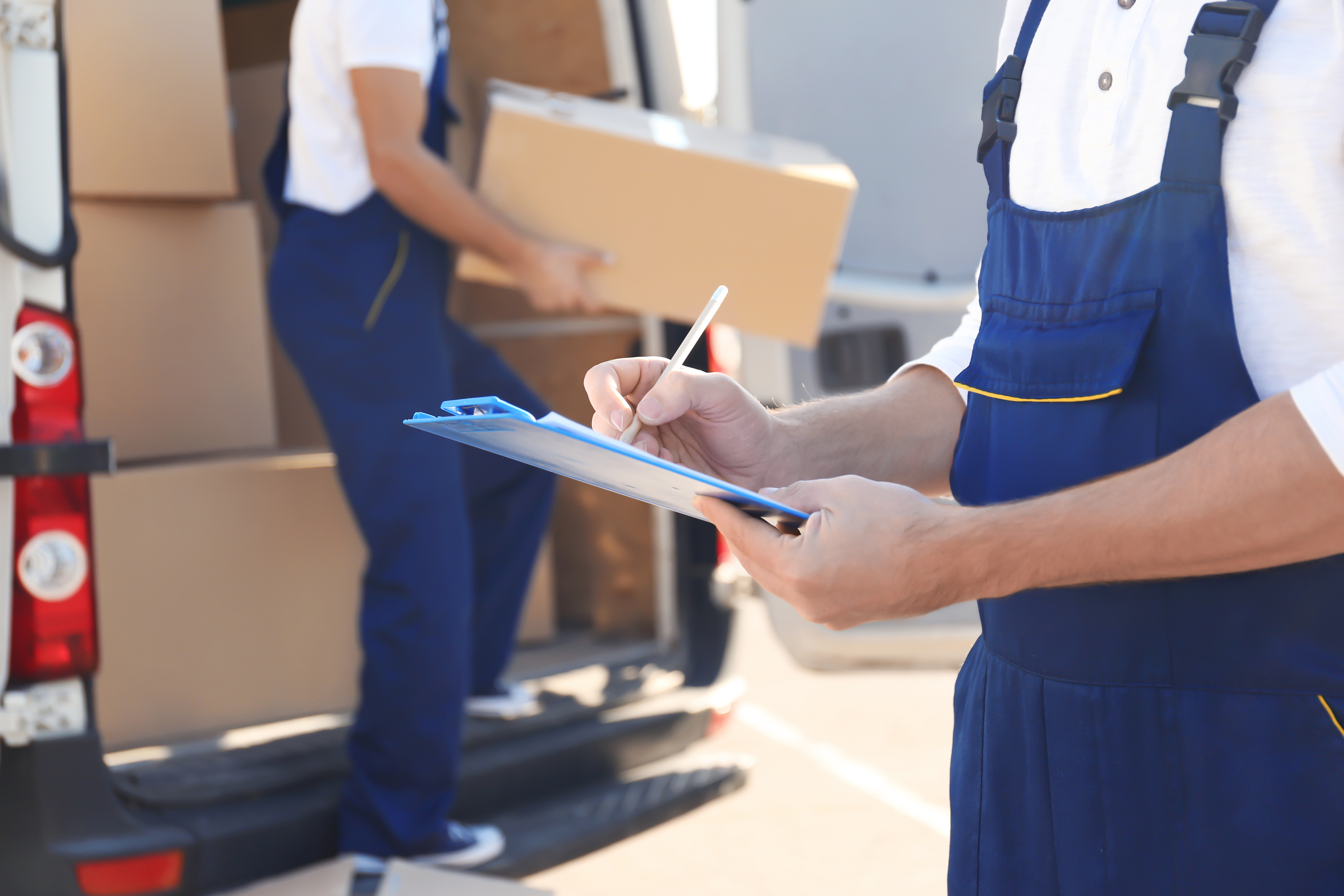 removal men moving house checklist