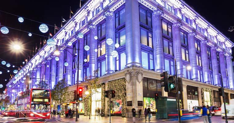 Autumn Competition: Win a £100 Selfridges Shopping Spree
