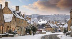 The UK's prettiest winter villages