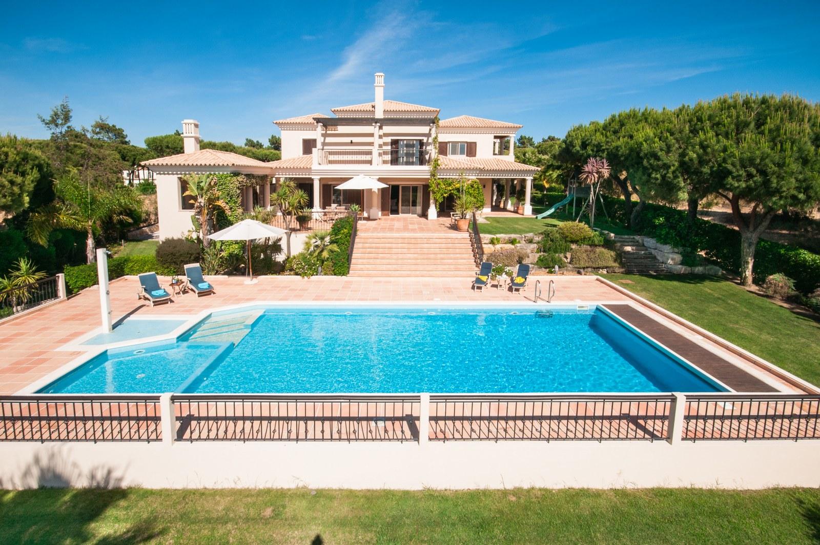 spain resort villa with swimming pool