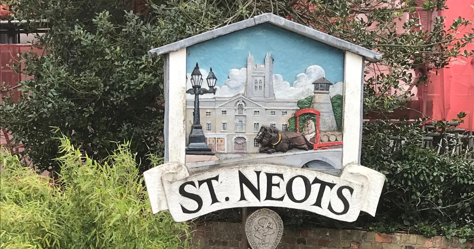 Commuter Town Focus - St Neots, Cambridgeshire
