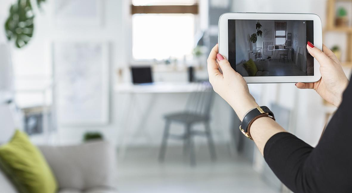 Tips for taking photos and videos of your home