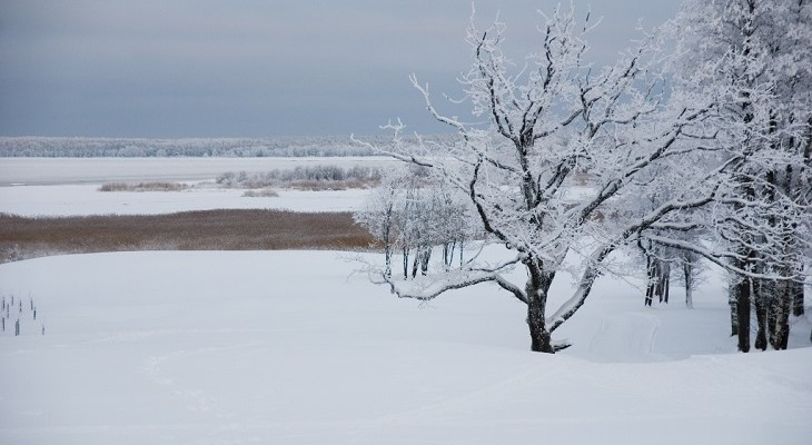 The Benefits of a Golf Property During Winter