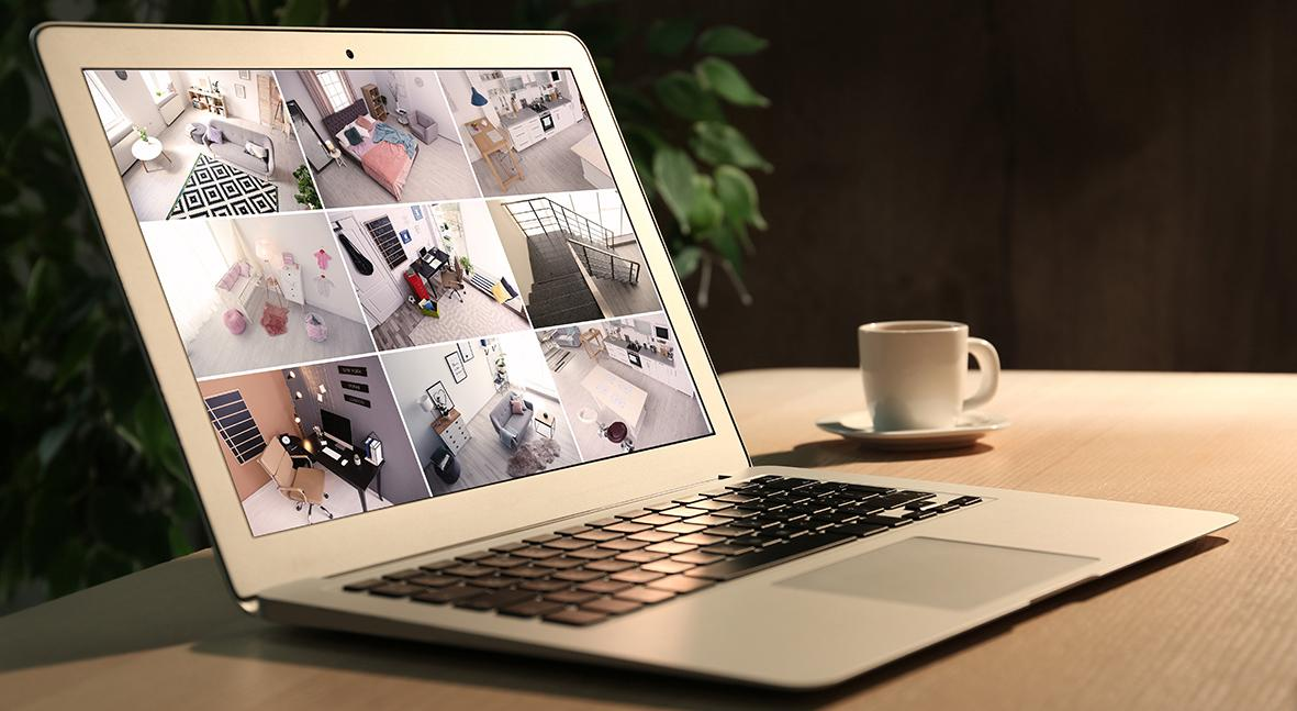 Virtual viewings an effective method of finding a property