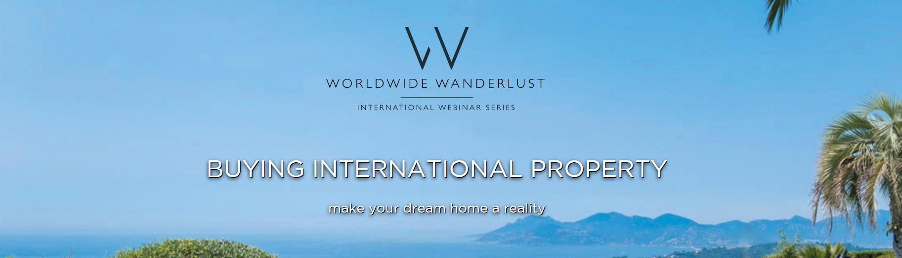 International Webinar Series: Focus on Cannes