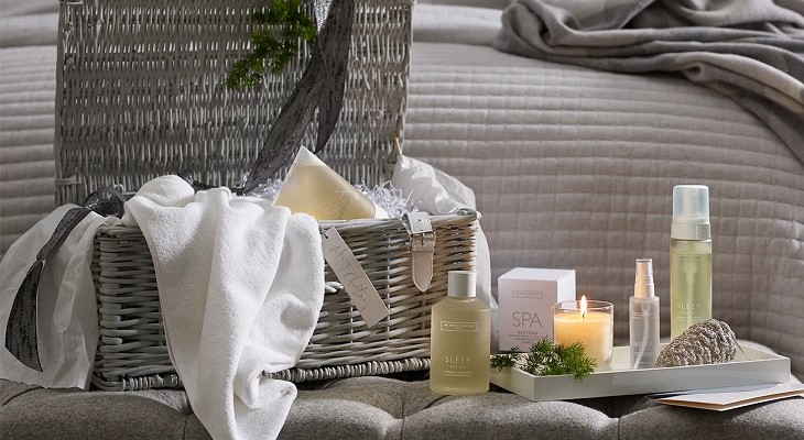 Mother's Day Competition: Win The White Company's Wellness Hamper