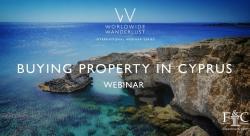 International Webinar Series: Focus on Cyprus