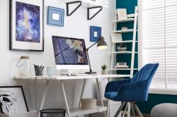 Create a dedicated work space
