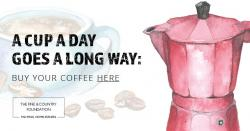 A cup a day goes a long way: Buy your coffee here