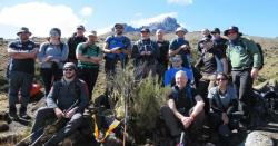 Climbing Mountains for Homelessness
