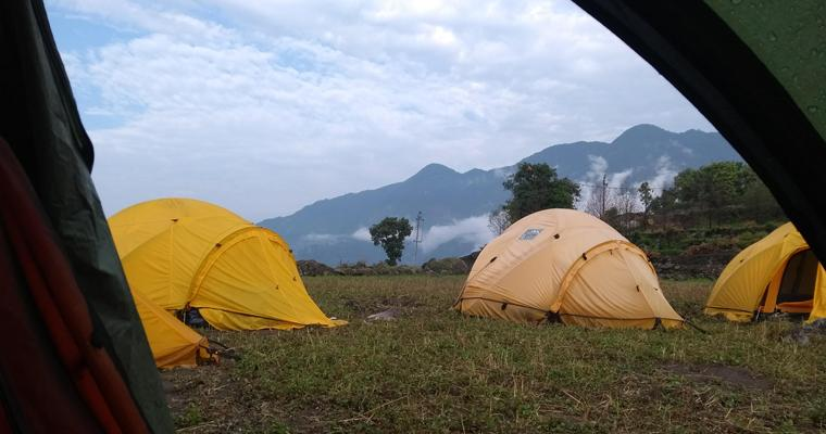 May 2018 Trek: Day-to-Day in Nepal