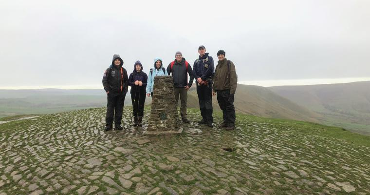 'Atrocious Weather' for Peak District Hikers