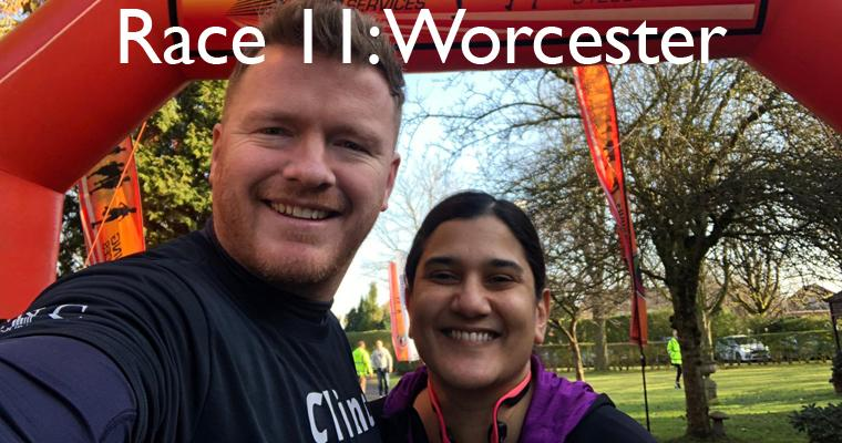 The Penultimate Marathon: Race 11: Kidderminster, Worcestershire