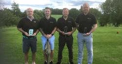 Fine & Country Warwickshire golf day on par to help the homeless