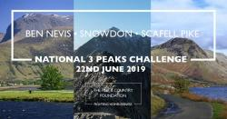 2019 UK expedition: National Three Peaks Challenge