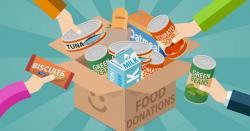 November food parcels