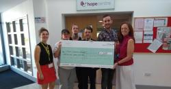 Grant presentation: Northampton Hope Centre's eco dream