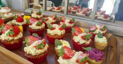 Fine & Country bakers raise hundreds from their annual coffee morning