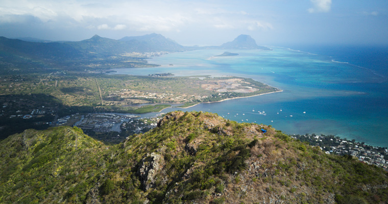Fine & Country Mauritius tackle the Dodo Trail