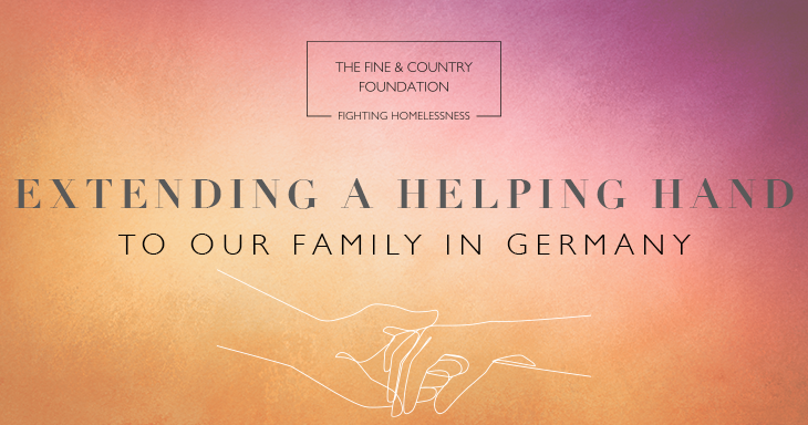 Appeal for help: A community left homeless in Germany