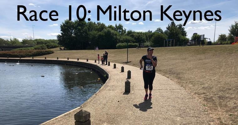 Race 10: Milton Keynes - First marathon of 2019