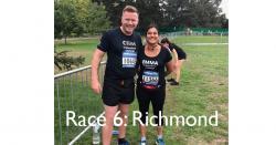 Incredible milestone: Halfway point of the 12 Marathons Challenge