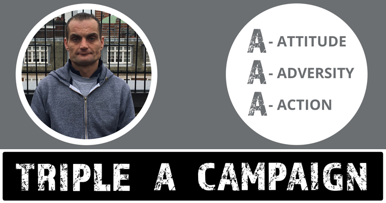 Triple A Campaign (Part 2): Life on the Streets
