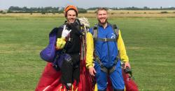 The Sky's The Limit: St Neots Skydiving Challenge