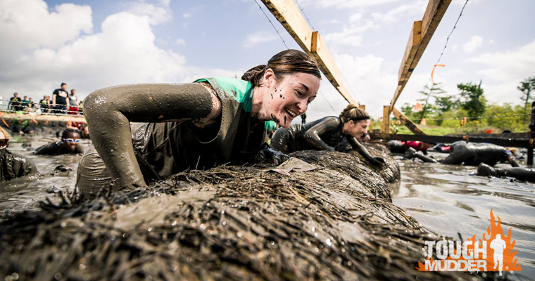 Call of the wild: Tough Mudder challenge
