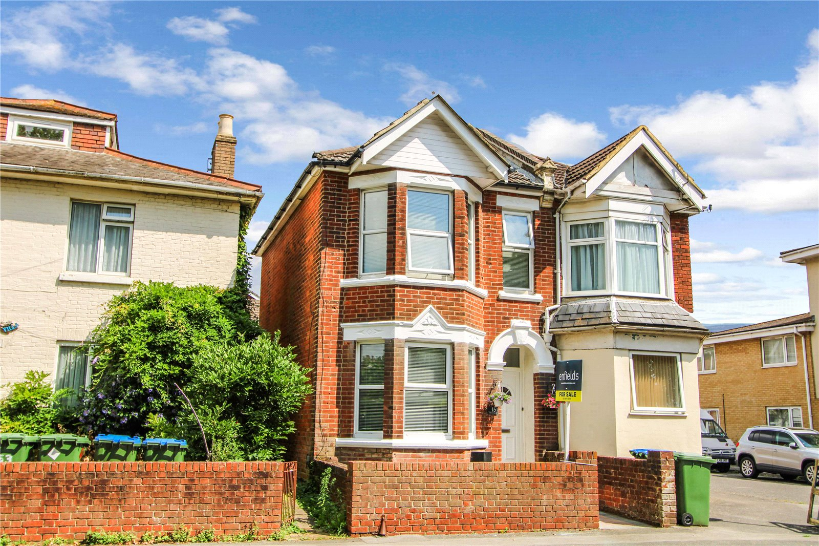 3 bed terrace house in southampton hampshire