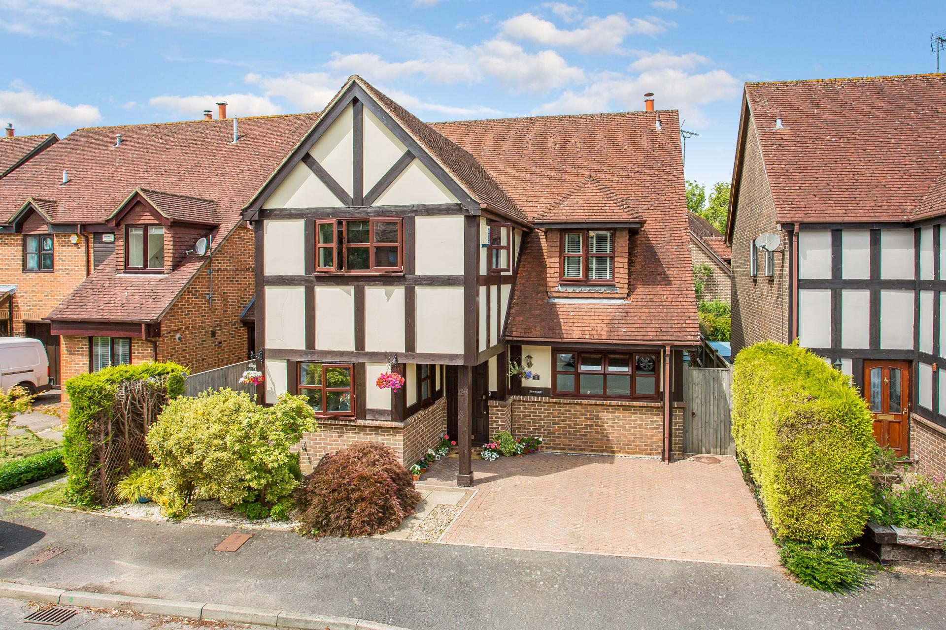 4 bed family home in Crowborough, East Sussex