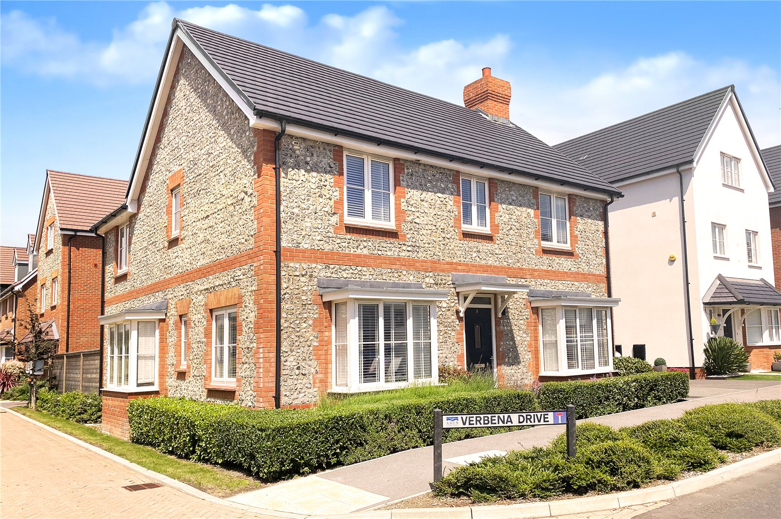 5 bed new build house in Angmering, West Sussex