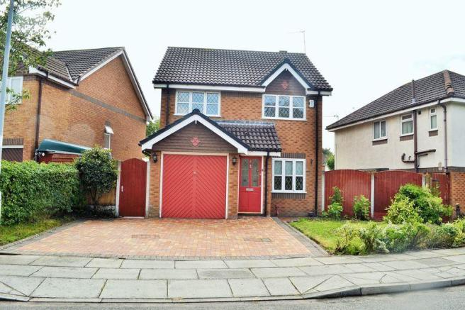 Alastair Saville (Liverpool) house for sale