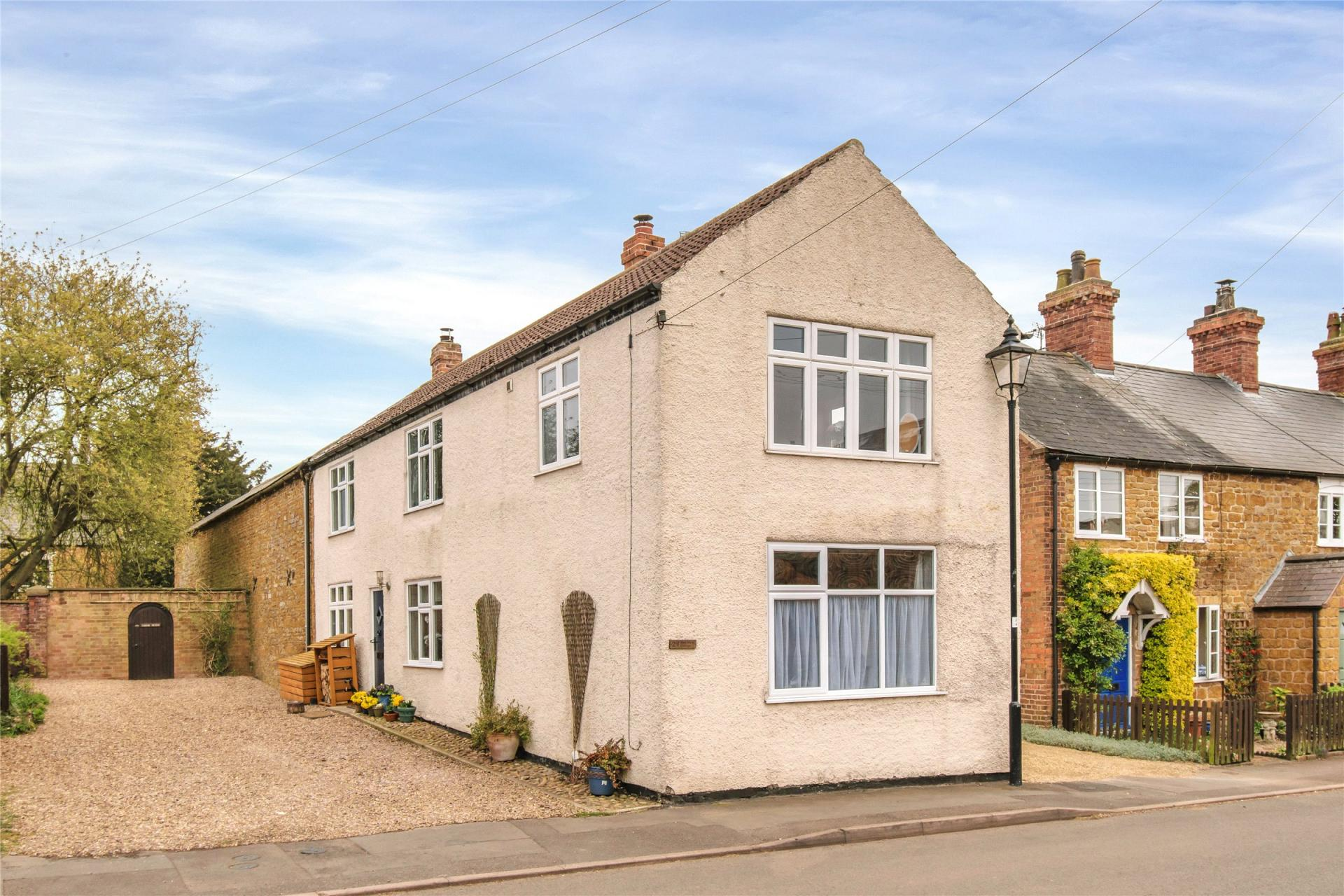 Bentons (Melton Mowbray) character house for sale