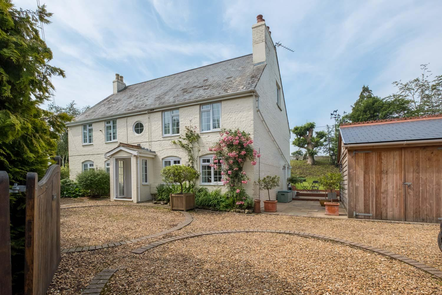 character house Horringford, Isle of Wight, 5 bedrooms