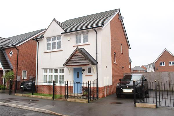 Clarke & Co Estate Agents (Chadderton) new build house for sale