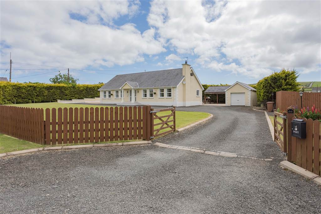 four bedroom bungalow in Northern Ireland County Antrim