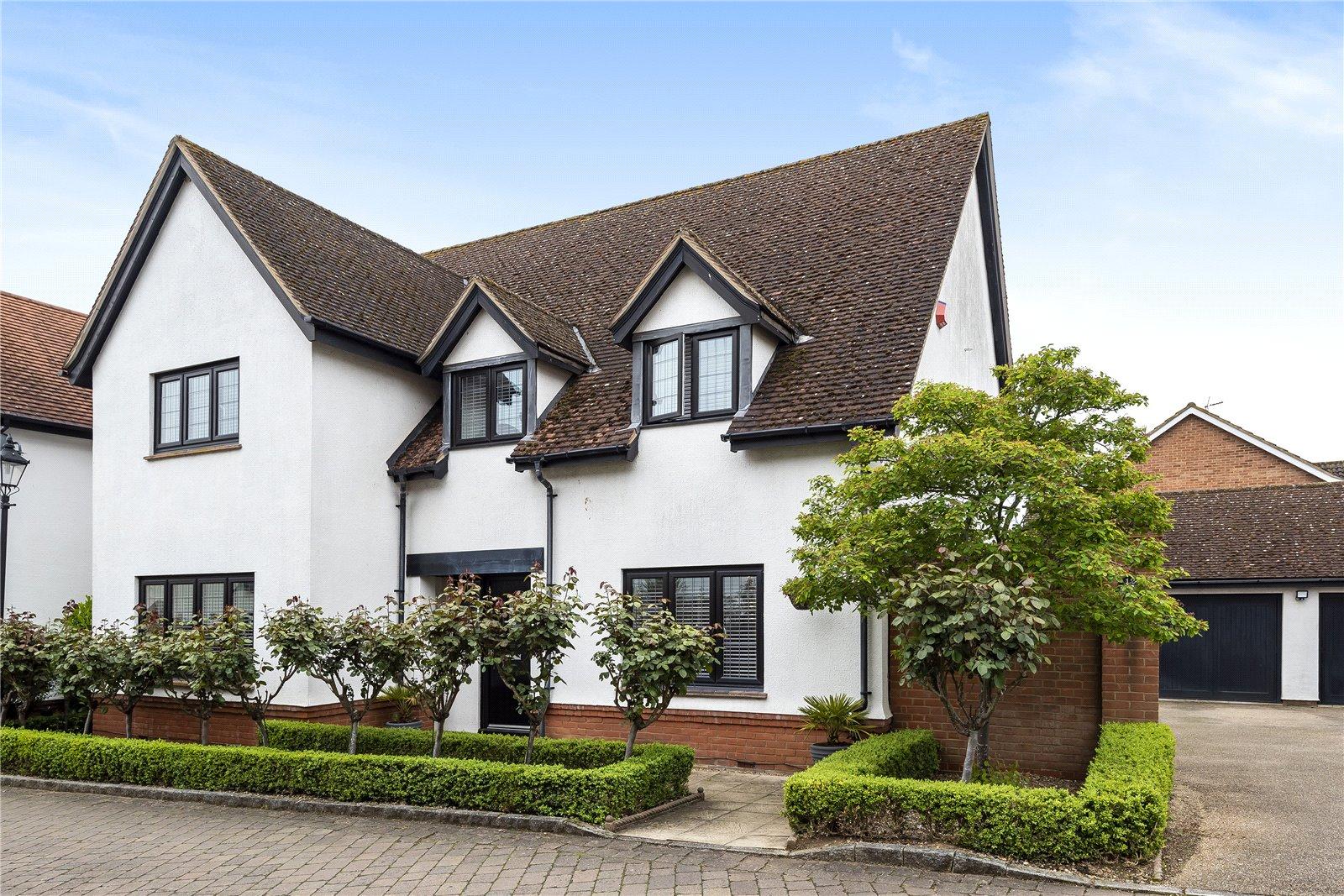 four bedroom detached home in Silsoe Bedfordshire