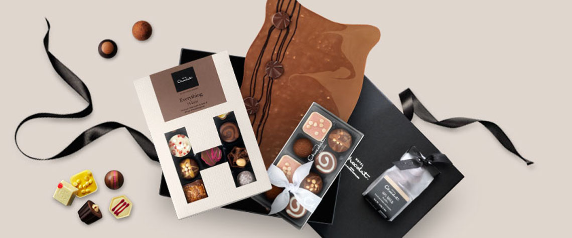 Valentine's Day Competition: Hotel Chocolat £100 gift card