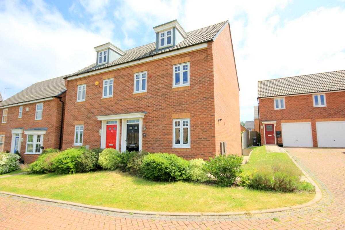 James Du Pavey Estate Agents new build house for sale