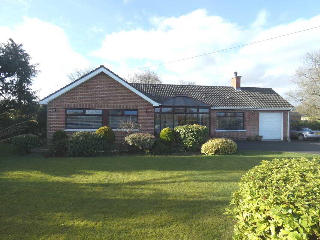 McAfee Properties (Ballymoney) bungalow for sale