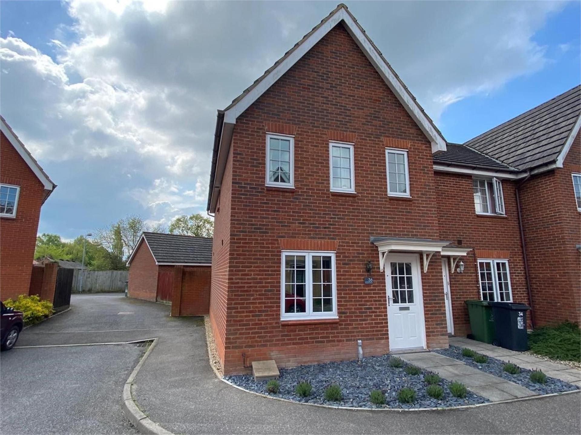 Millbank Estate Agents (Attleborough) new house for sale
