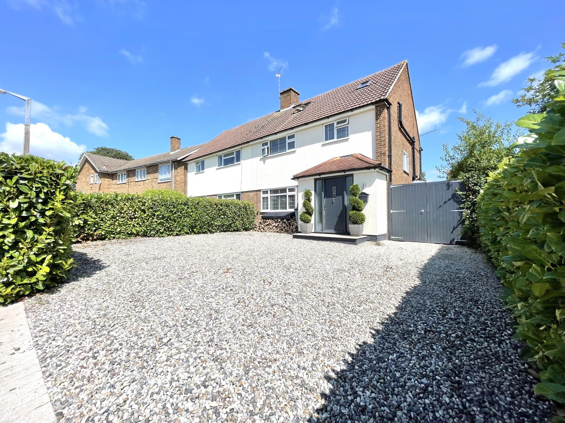 modernised family home in Harlow Essex