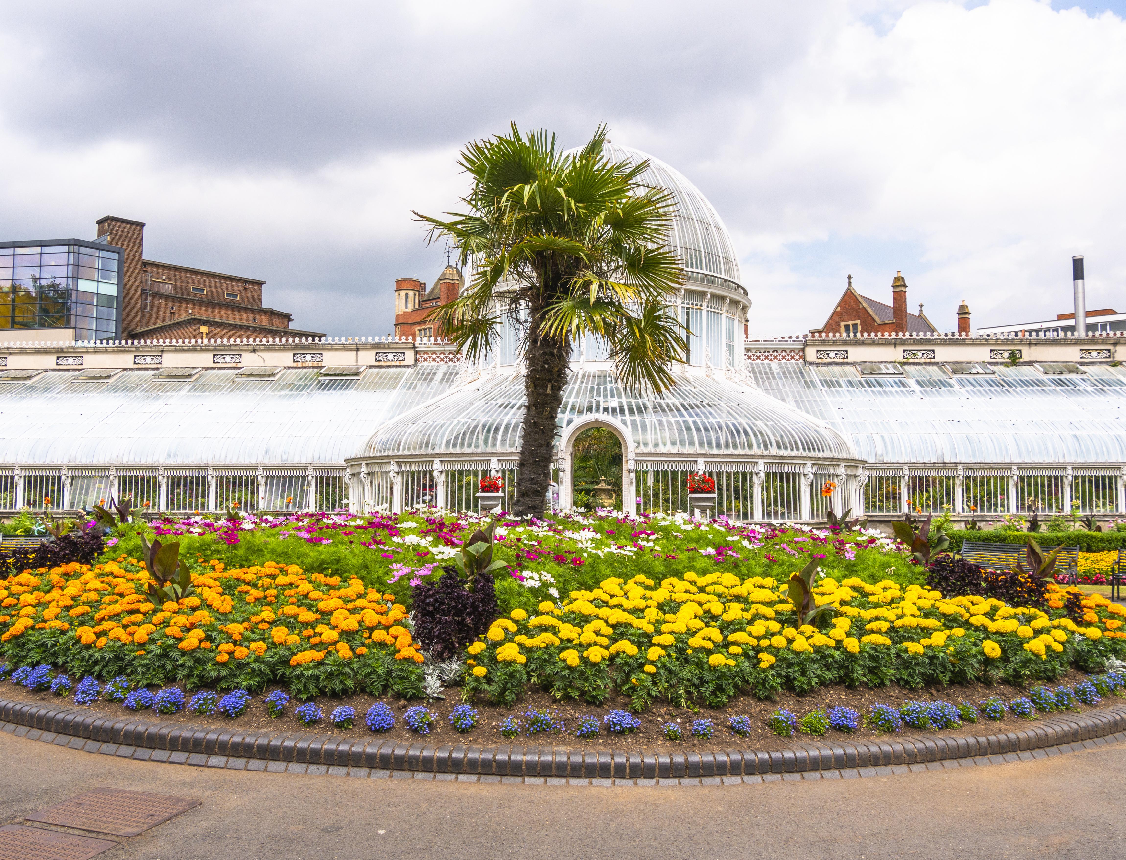 Palm House, Botanic Gardens, Belfast