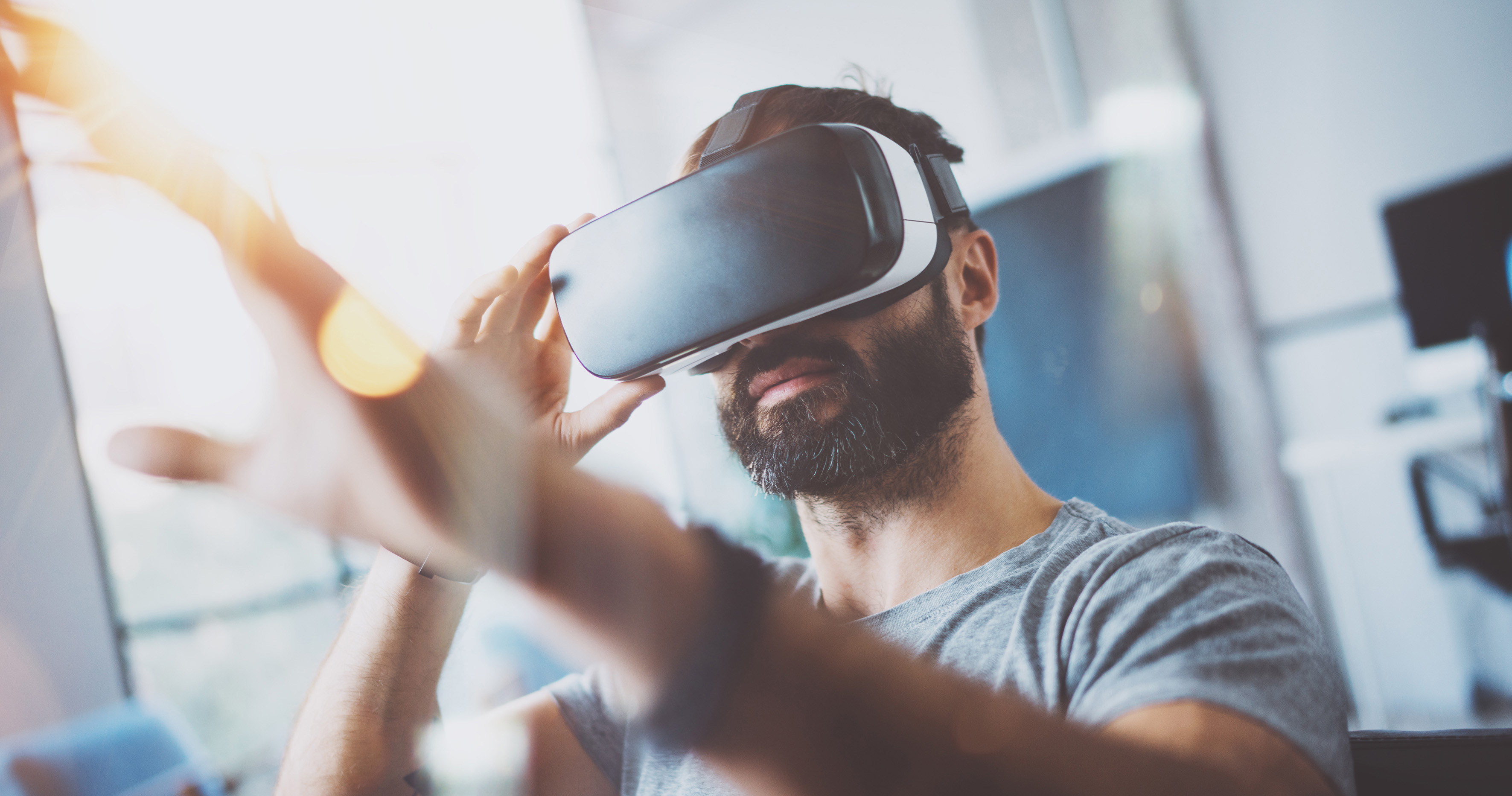 How Virtual Reality is changing the property sector