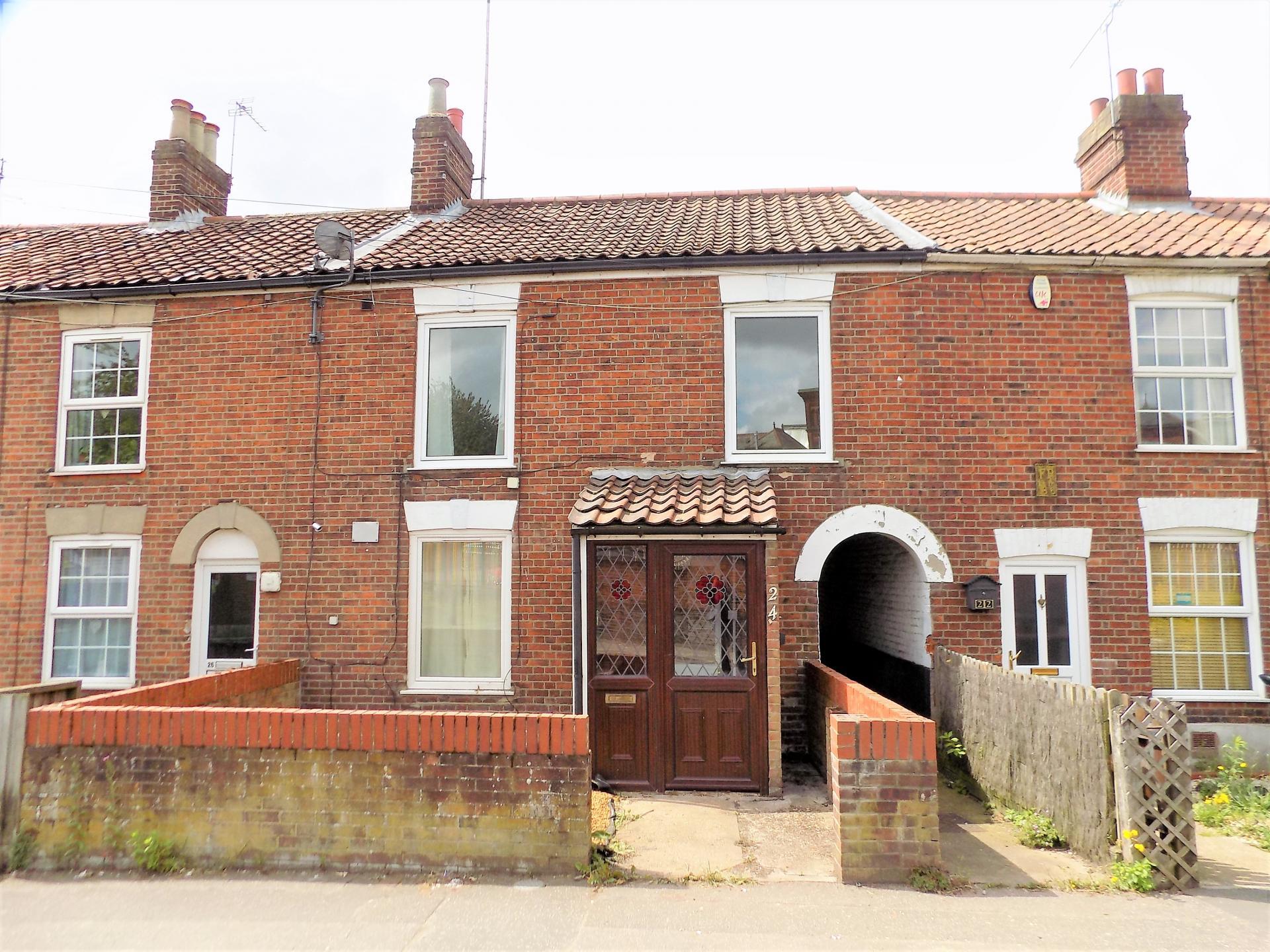 Watsons (Norwich) terraced house for sale