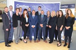 CASTLES ESTATE AGENTS SHORTLISTED FOR 'BEST IN REGION' AWARD