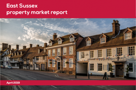 Prices in East Sussex outperform south-east