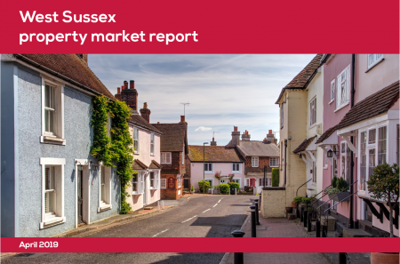 West Sussex property prices outperform south-east