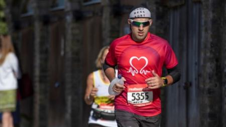 Please help me Go The Distance in aid of the British Heart Foundation
